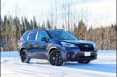 2022 Subaru Forester Reviews And Tests Vin Price Specs