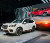 2022 Subaru Forester Sport Youtube Redesign Sport Turbo