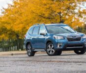 2022 Subaru Forester Wilderness Turbo Changes Leak