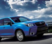 2022 Subaru Forester Xt Sti News Rumors Specifications