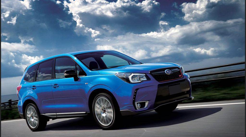 2022 Subaru Forester Xt Sti News Rumors Specifications