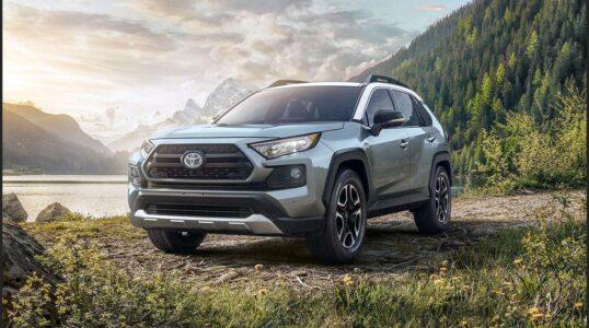 2022 Toyota Rav4 Release Date New Le Msrp
