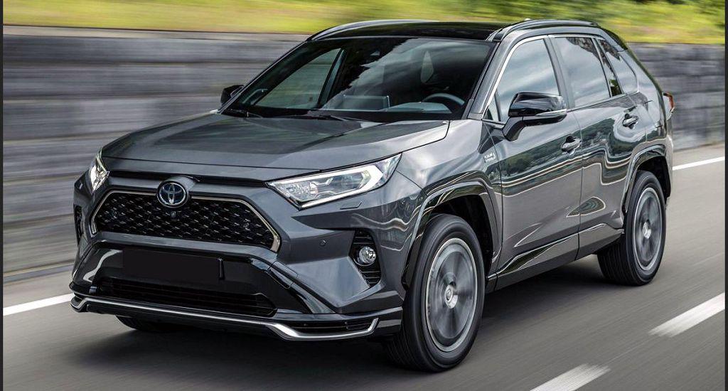 2022 Toyota Rav4 Reviews Prime Price Colors