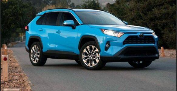 2022 Toyota Rav4 Trd Prime Limited Hybrid Premium