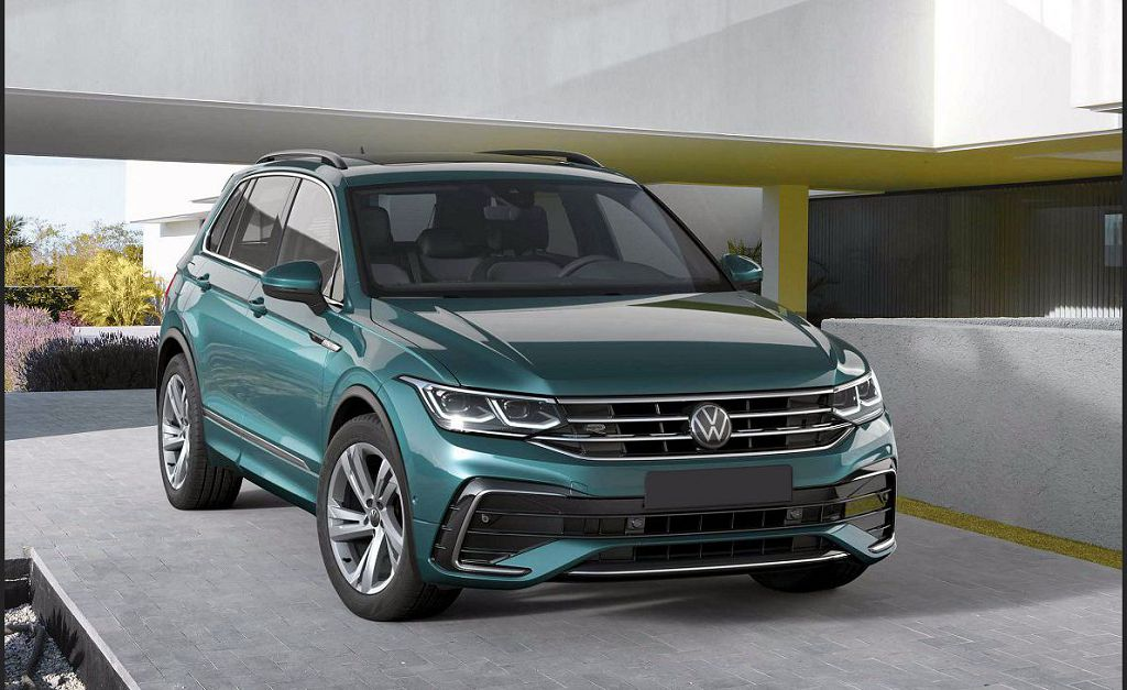 2022 Vw Tiguan Colors R Line Horsepower Specs