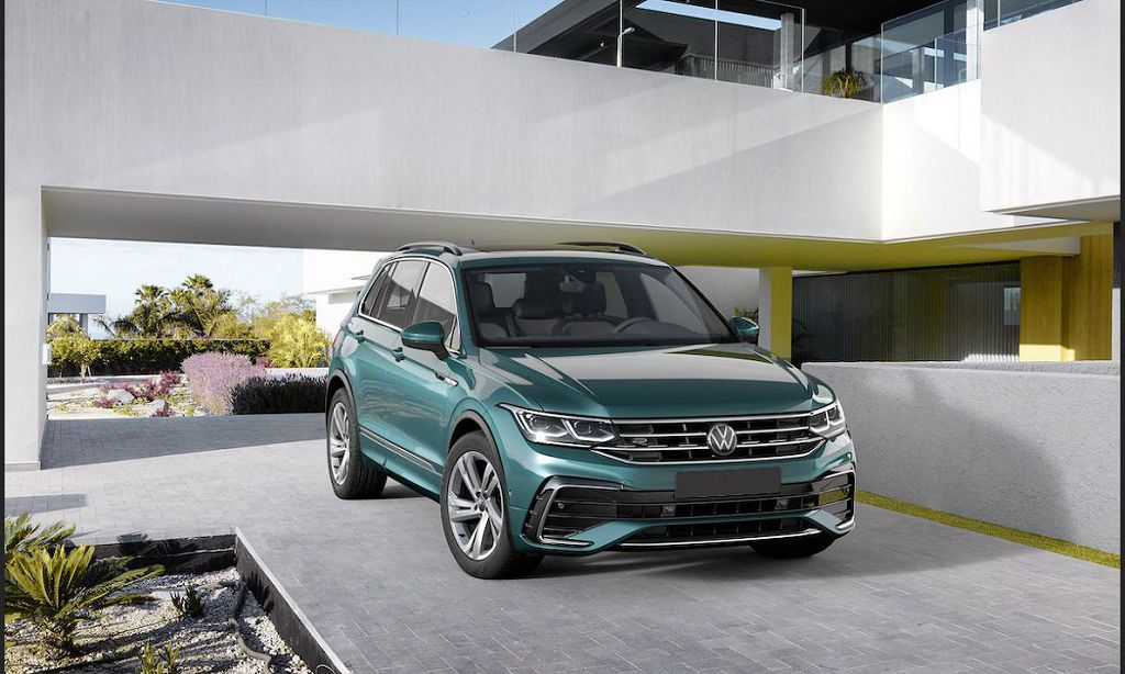 2022 Vw Tiguan News Rumors