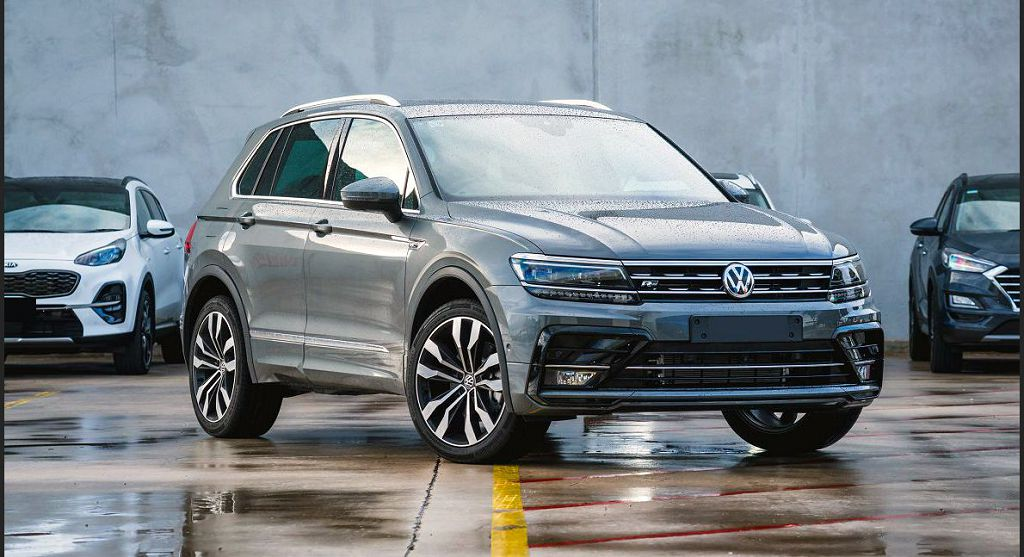 2022 Vw Tiguan Sel 0 60 Refresh Color