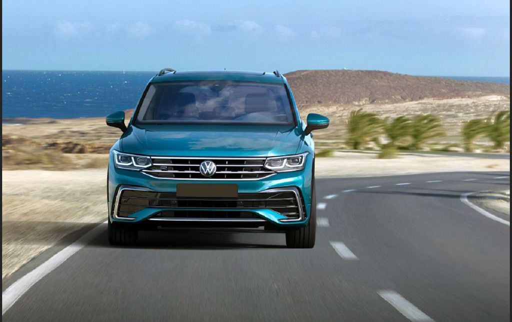 2022 Vw Tiguan Spec Awd Hybrid Images