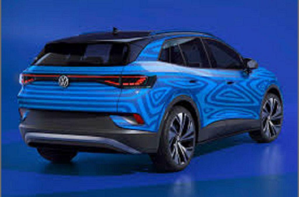 2022 Volkswagen Id.4 0 60