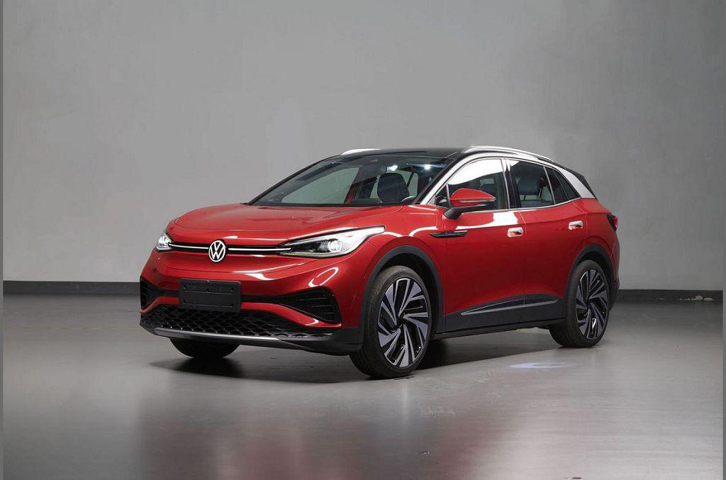 2022 Volkswagen Id.4 Canada