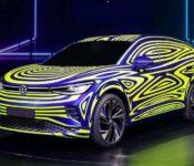 2022 Volkswagen Id.4 Interior