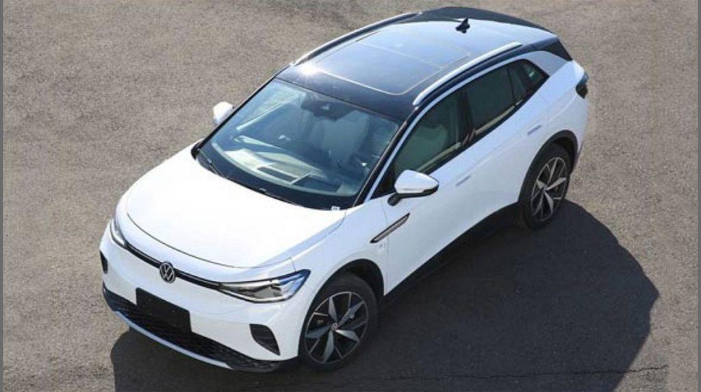 2022 Volkswagen Id.4 Lease