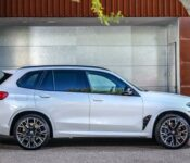 2021 Bmw X5m Exhaust Competition Black