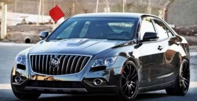 2021 Buick Grand National For Sale