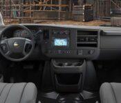 2021 Chevy Express Passenger Van 3500 2500 Van Cargo