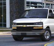 2021 Chevy Express Passenger Van Colors Diesel Cutaway Cargo Van