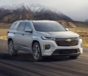 2021 Chevy Traverse 0 60 Awd Black Specs Pics Sales