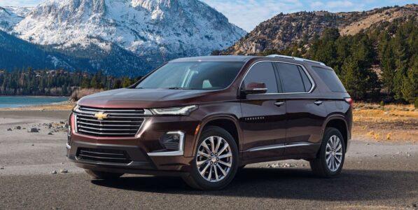 2021 Chevy Traverse Interior Release Date Premier Test Drive