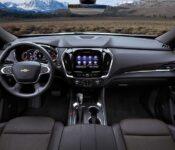 2021 Chevy Traverse Ls 3lt Lt Lt2 Pictures Images Interior