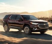 2021 Chevy Traverse Redesign High Country Rs Review