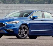 2021 Ford Fusion Colors Energi Engine Image