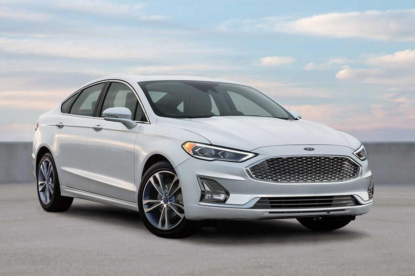 2021 Ford Fusion Hybrid Build And Price