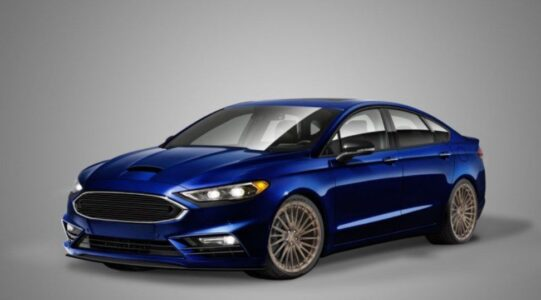 2021 Ford Fusion Wagon Rumors Release Active