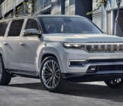 2021 Jeep Wagoneer Engine Images Commercial