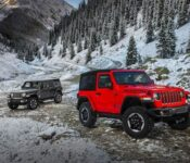 2021 Jeep Wrangler 392 High Altitude Accessories