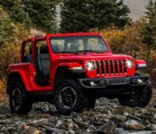 2021 Jeep Wrangler Hardtop 80th Anniversary Edition Rubicon