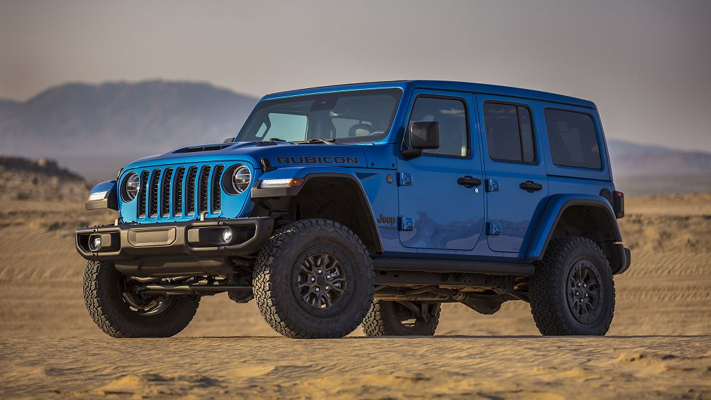 2021 Jeep Wrangler Rubicon 392 Models Prices
