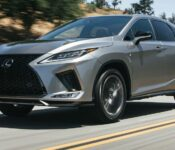 2021 Lexus Rx350 Changes Sport Lease Interior