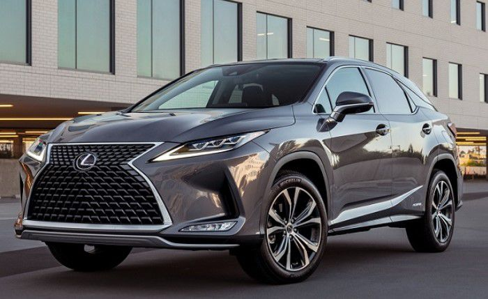 2021 Lexus Rx350 Custom Grills Colors Wireless Charger