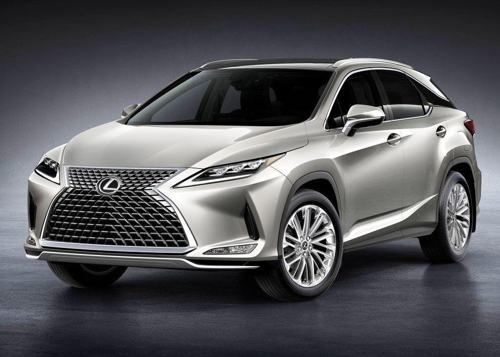 2021 Lexus Rx350 L Review Luxury Package H