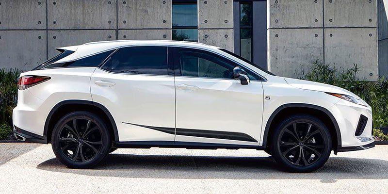 2021 Lexus Rx350 Reliability Specifications Exterior Colors