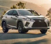 2021 Lexus Rx350 Us News L Vin Luggage Rack