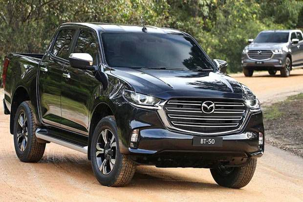 2021 Mazda Bt 50 Interior Review