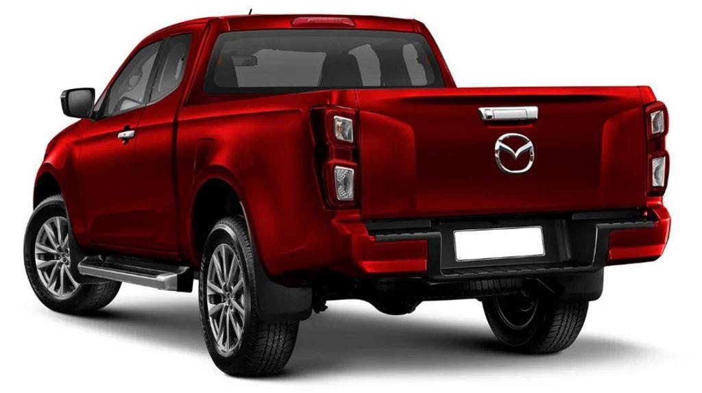 2021 Mazda Bt 50 Review