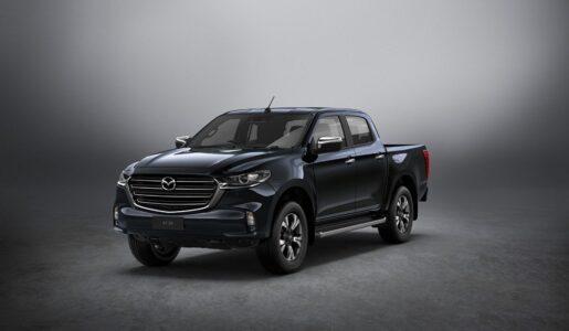 2021 Mazda Bt 50 Specs