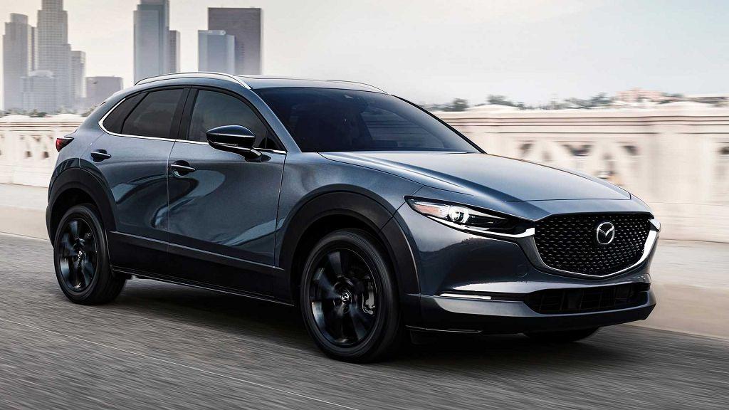 2021 Mazda Cx 30 Premium Package Interior