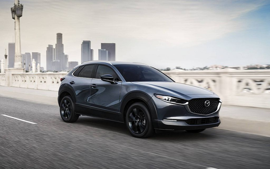 2021 Mazda Cx 30 Turbo Price Release Date