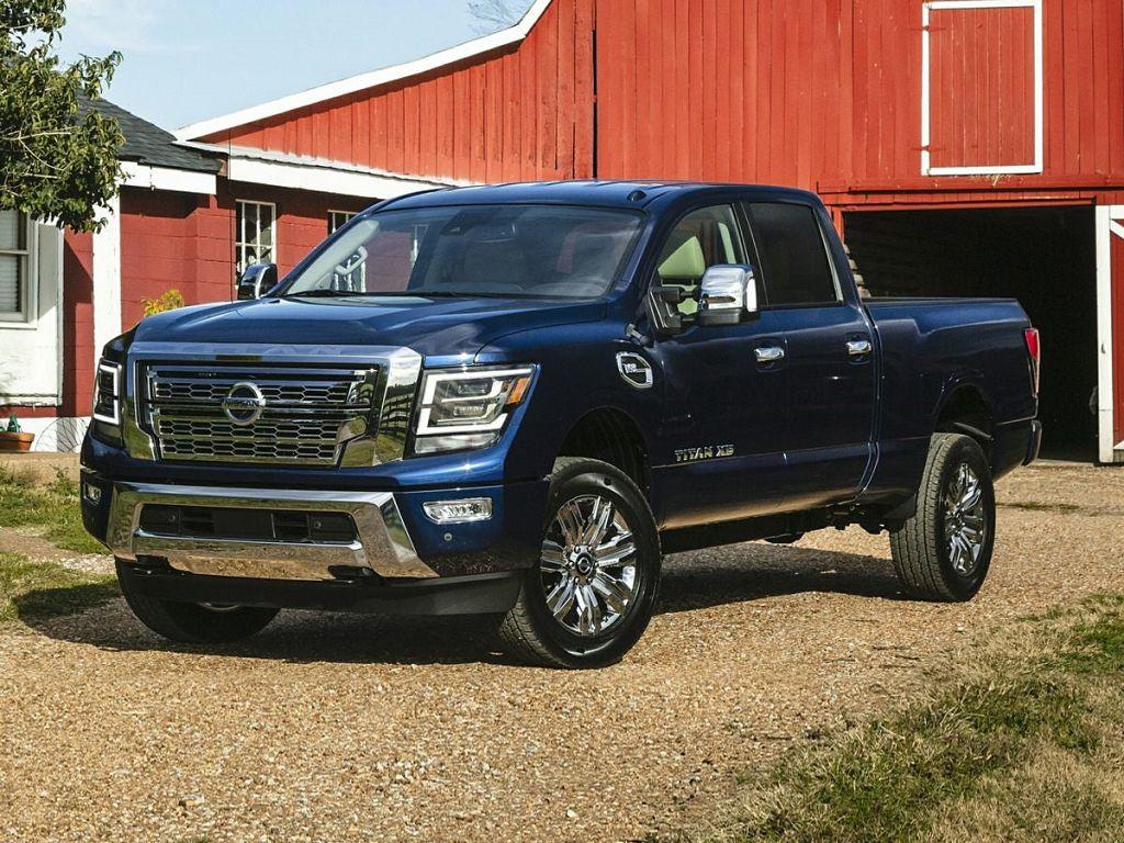 2021 Nissan Titan Pro 4x Trims Truck Rumors