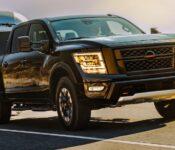 2021 Nissan Titan Xd Diesel Reviews Pickup Truck
