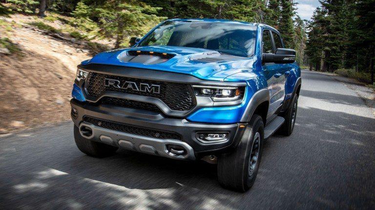 2021 Ram Rebel Trx Performance Raptor Trucks