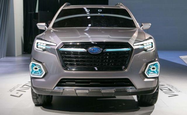 2021 Subaru Baja Dimensions Vehicle