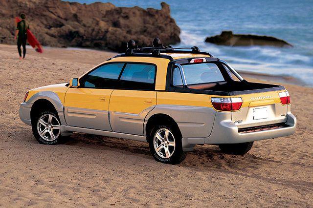 2021 Subaru Baja Locator Turbo