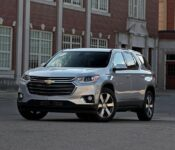 2022 Chevy Traverse Auto Stop
