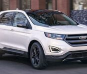2022 Ford Edge Awd Mpg Sport News Changes