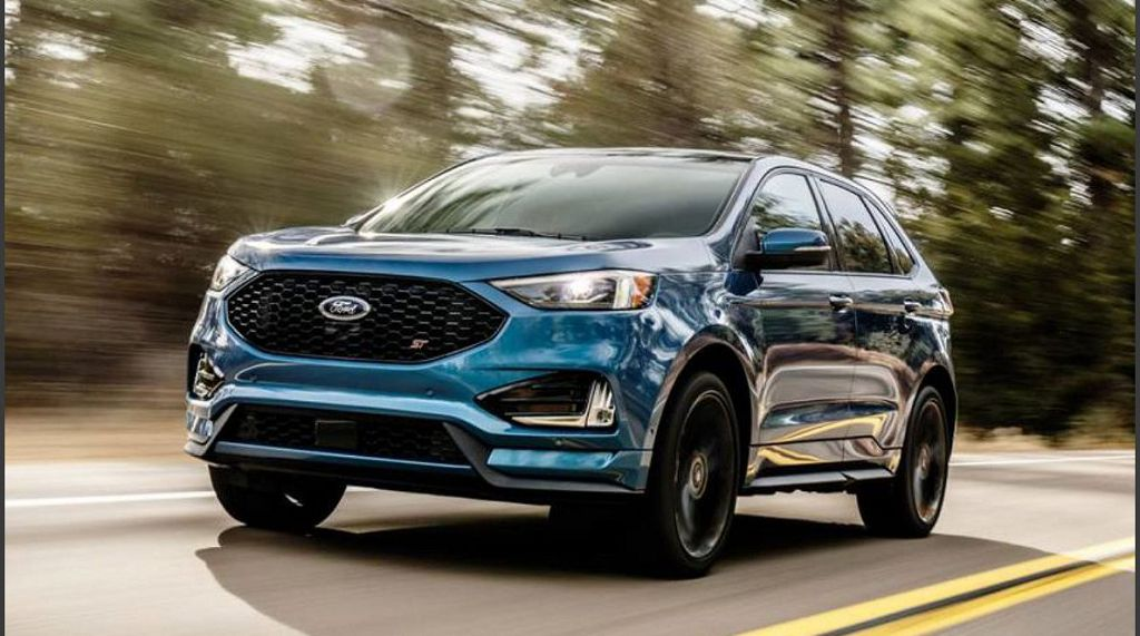 2022 Ford Edge Exterior Colors Release Date