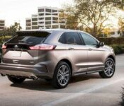 2022 Ford Edge Images Sport Pictures Interior